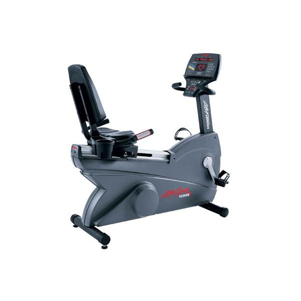 Life Fitness 9500hr Next Generation Treadmill Manual: Life Fitness 9500HR Next Generation Recumbent Bike