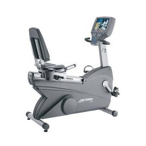 Life Fitness 95Re Recumbent Bike