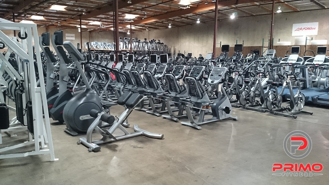Used exercise machines in Orange County