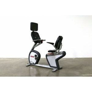 Star Trac E-RB Recumbent Bike with TV