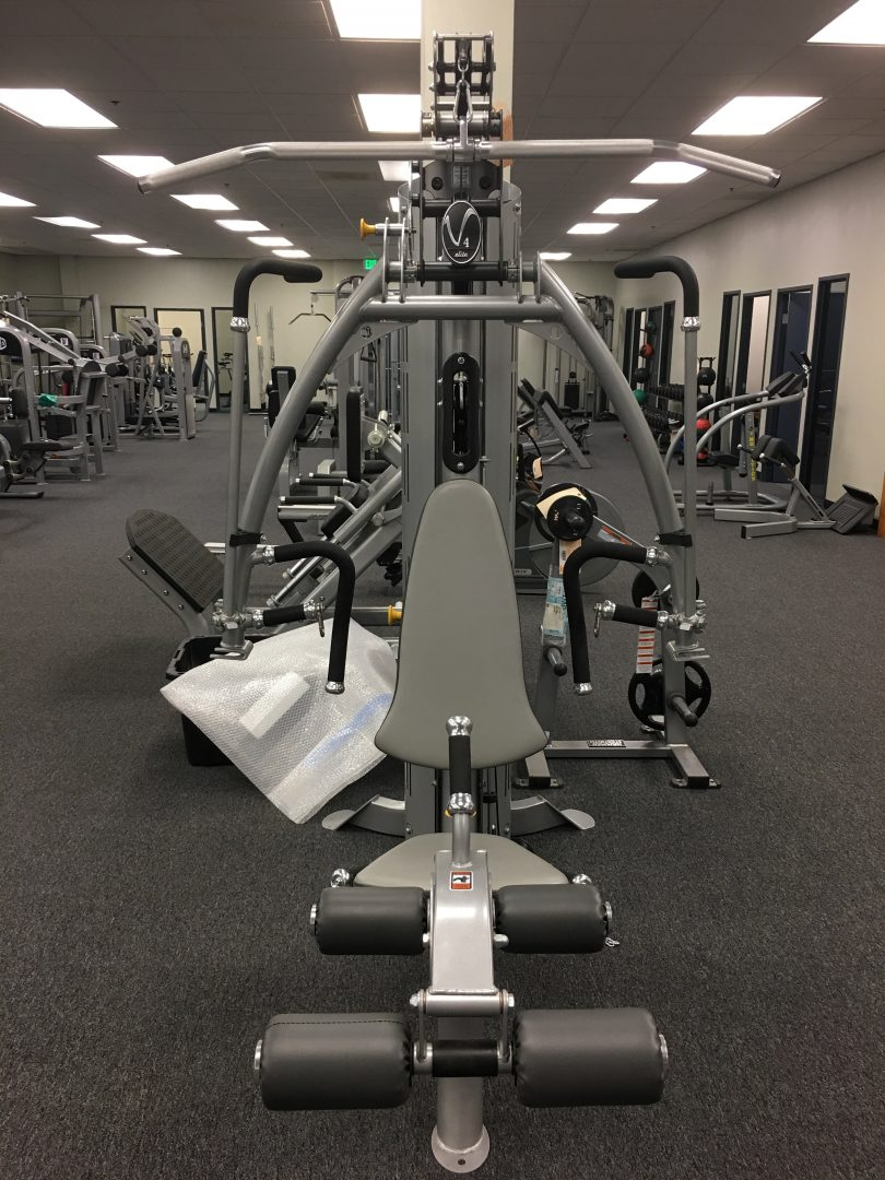 Hoist V4 Elite Gym Primo Fitness