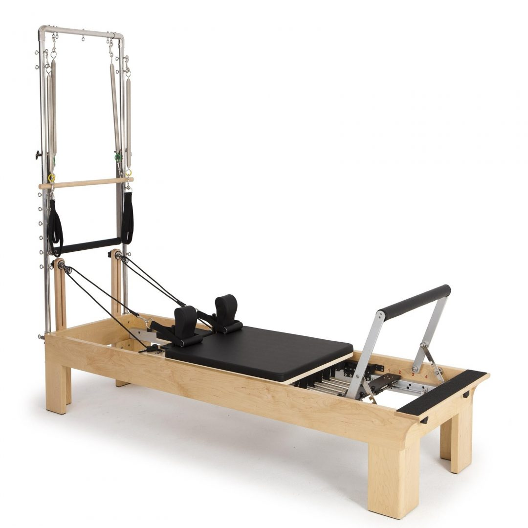 Used Pilates Equipment For Sale In Los: Balanced Body Pilates Reformer With Tower