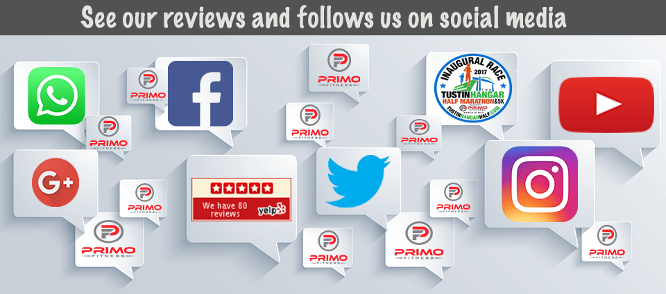 Reviews & Social Media slide