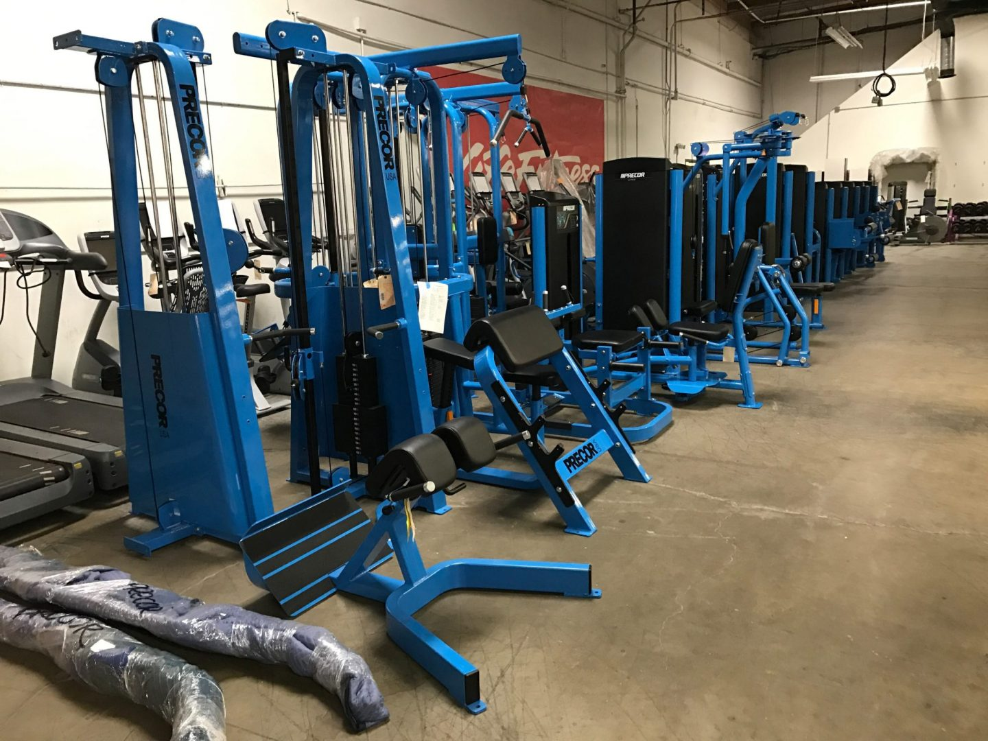 Customize Your Gym Equipment - Primo Fitness