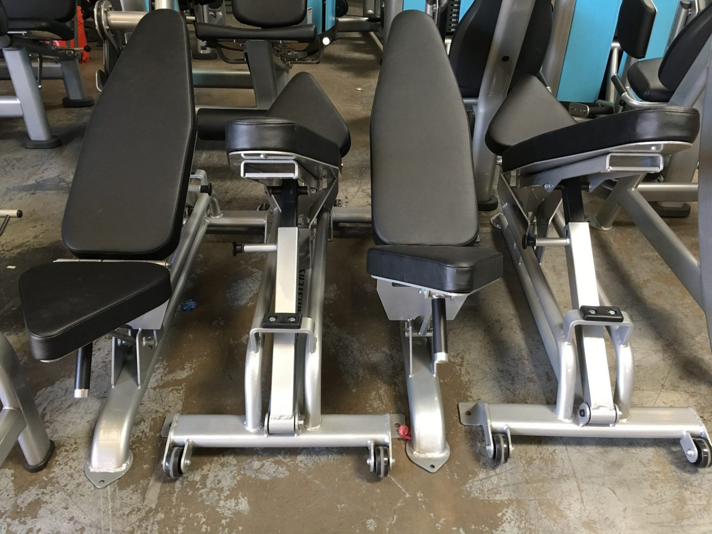 Body Masters Adjustable Incline Bench Refurbished Primo Fitness