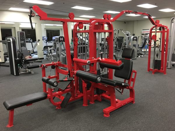 Muscle D Compact 5 Stack Jungle Gym