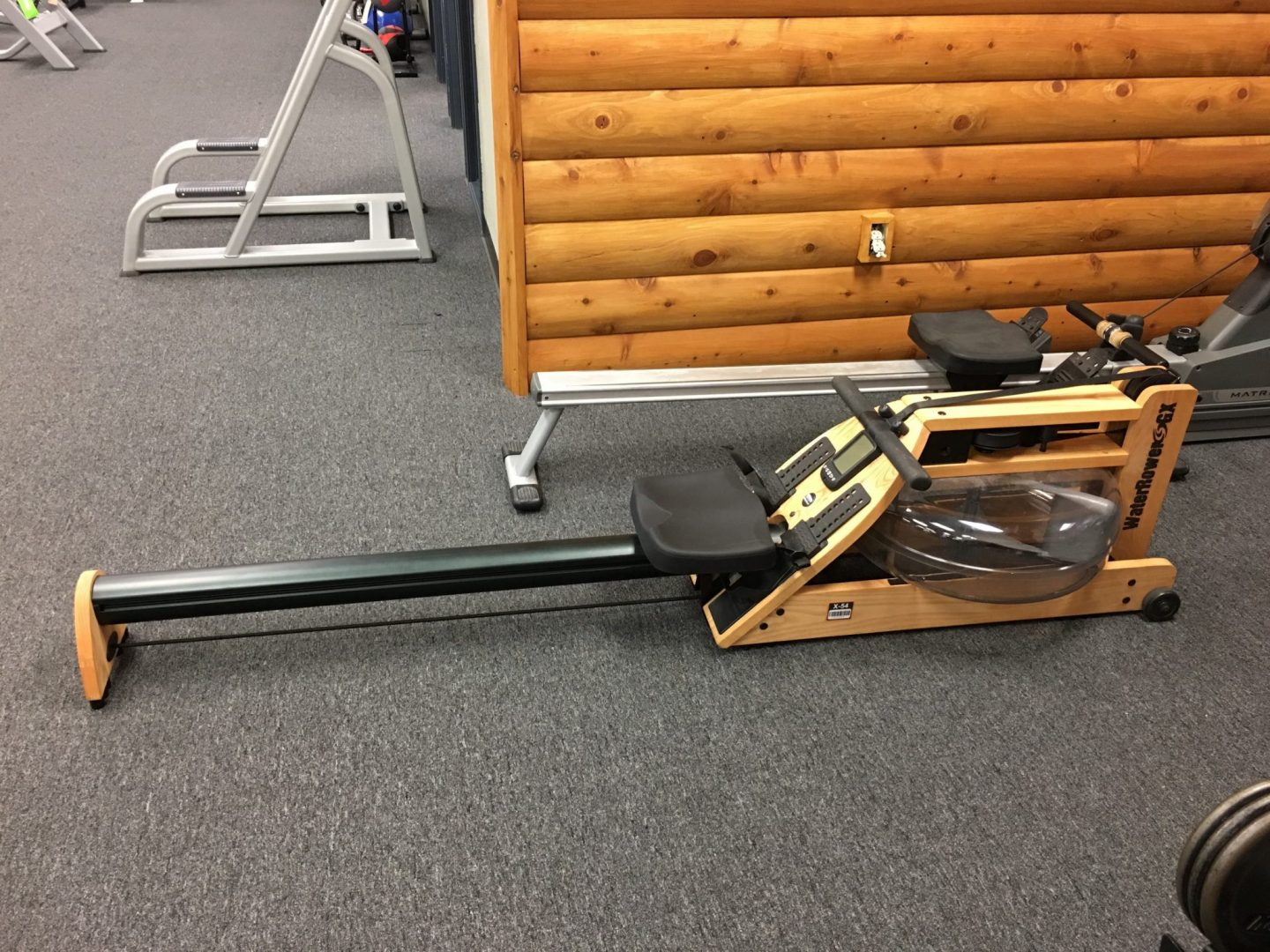 WaterRower GX Studio with Quickstart Monitor