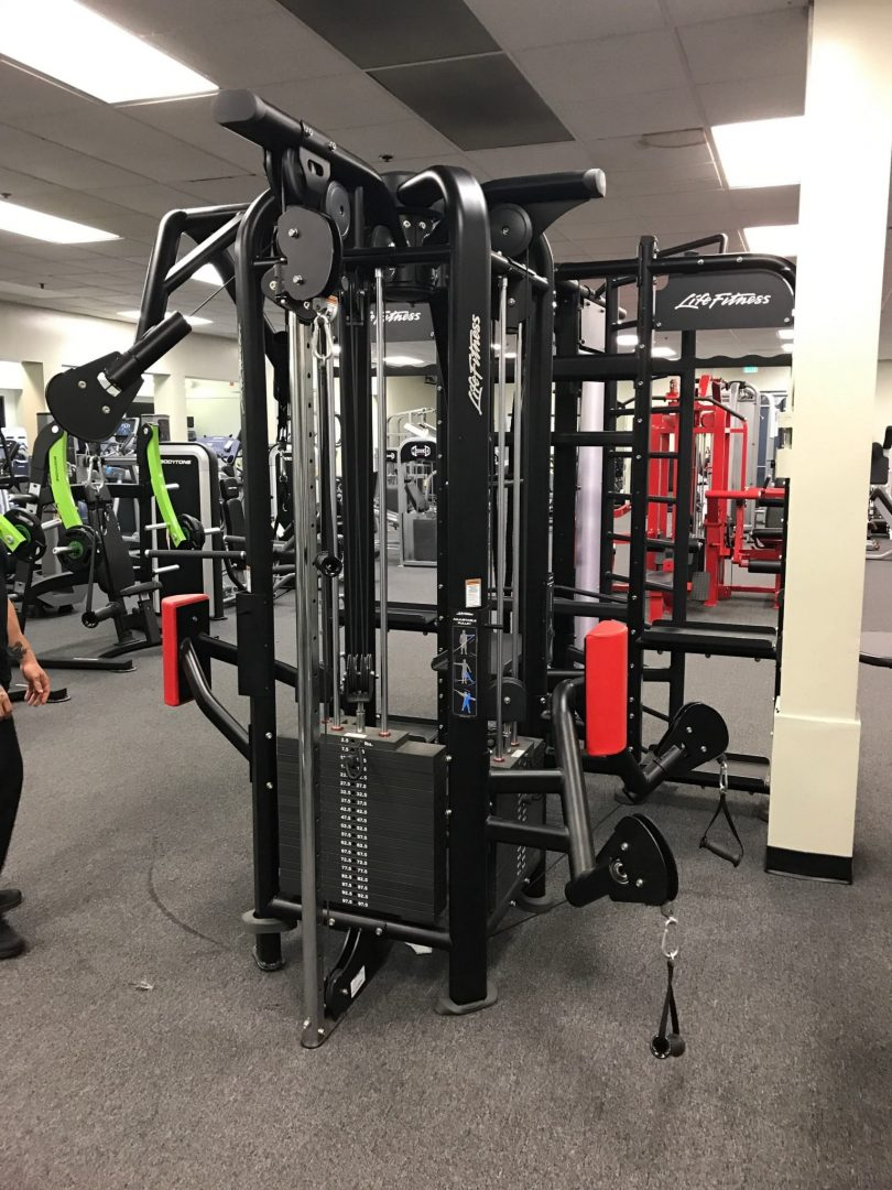 Life Fitness Mj3 Multi Gym New Primo Fitness
