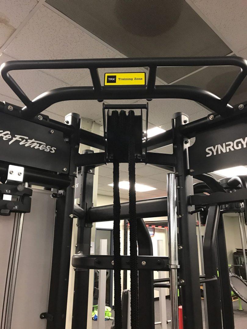 Multi Gym Life Fitness