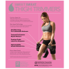 Sports Research Sweet Sweat Thigh Trimmer - Pink