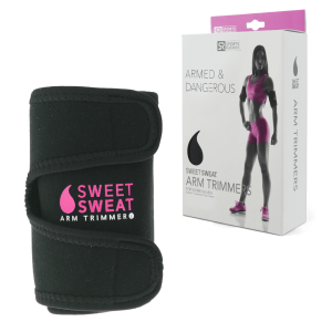 Sports Research Sweet Sweat Arm Trimmer L - Pink