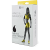 Sports Research Sweet Sweat Arm Trimmer M - Yellow