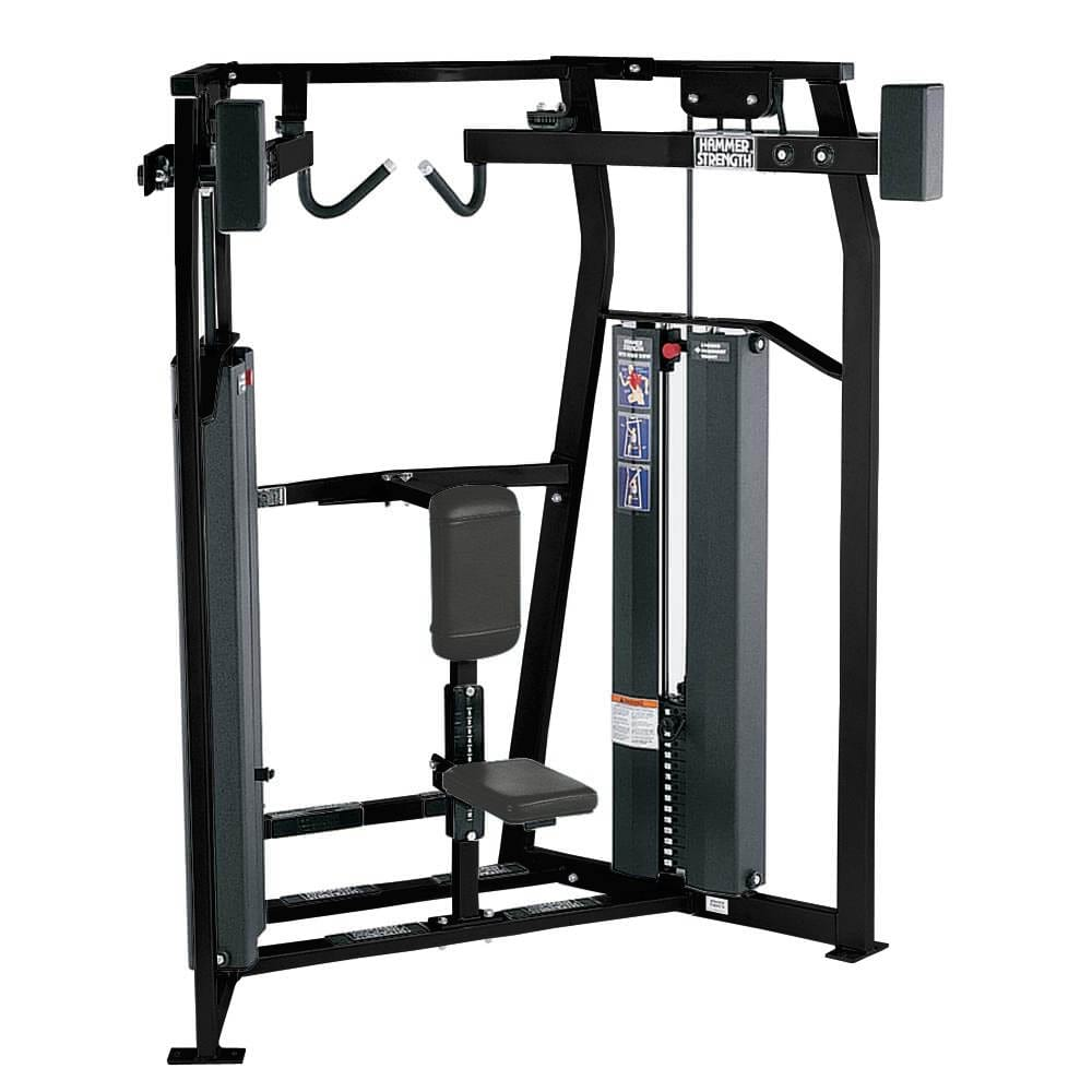 Hammer Strength Mts Iso Lateral High Row Primo Fitness