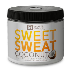 Sports Research Sweet Sweat Coconut 13.5 oz