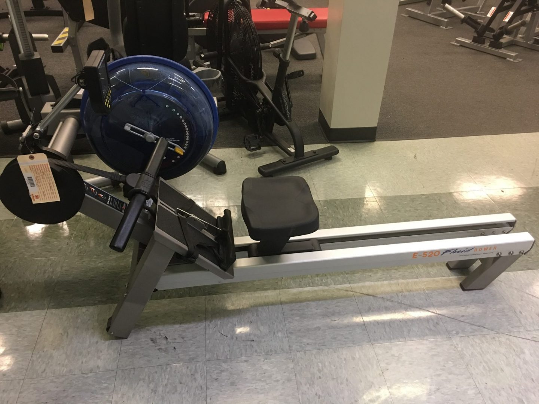 rowing machine demo