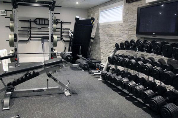 Home gym room primo fitness