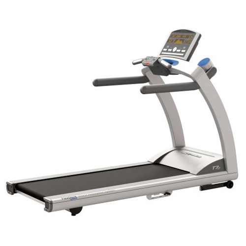 Life Fitness Treadmill Operation Manual: Life Fitness T7-0 Treadmill