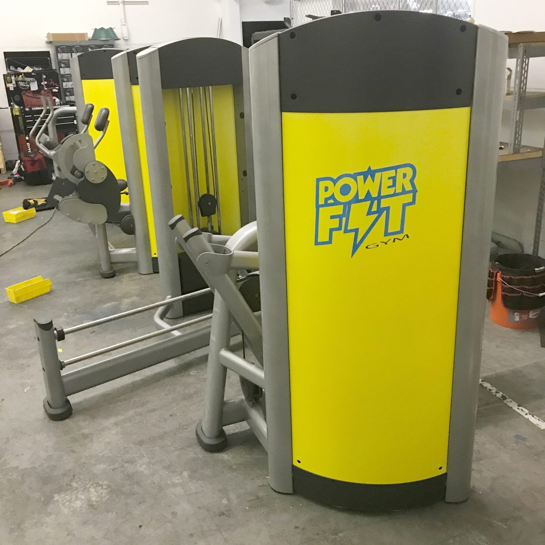 Customize Your Gym Equipment Primo Fitness