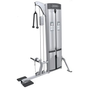 Life Fitness Optima Series Biceps Triceps Dual Combo Machine