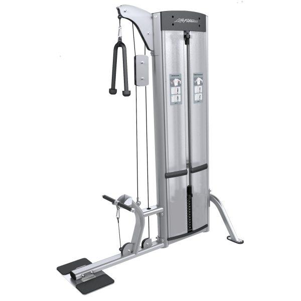 Life Fitness Optima Series Biceps Triceps Dual Combo Machine