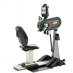 SCIFIT PRO1 Upper Body Ergometer UBE with Standard Seat