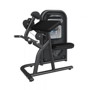 Life Fitness Circuit Series Bicep Curl Machine