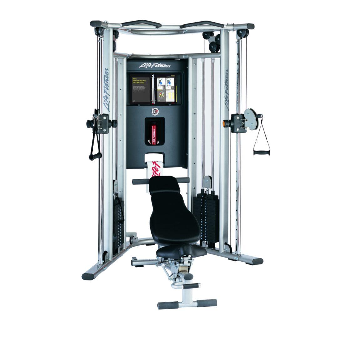 Life fitness g home gym system primo