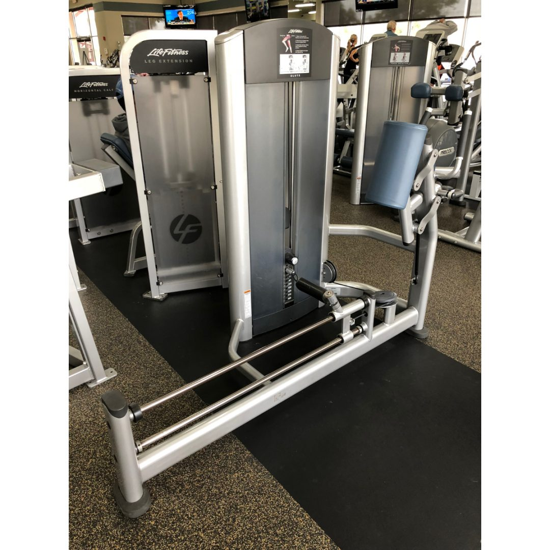 Sold Life Fitness Amp Hammer Strength Gym Equipment Package