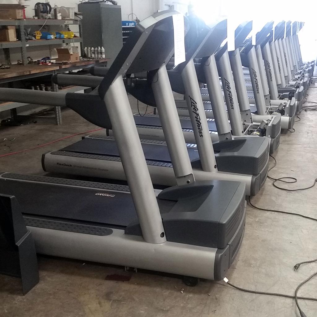 Used Gym Equipment - Refurbished Fitness Machines ...