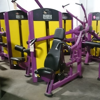 Life Fitness Signature Series Strength Gym Package