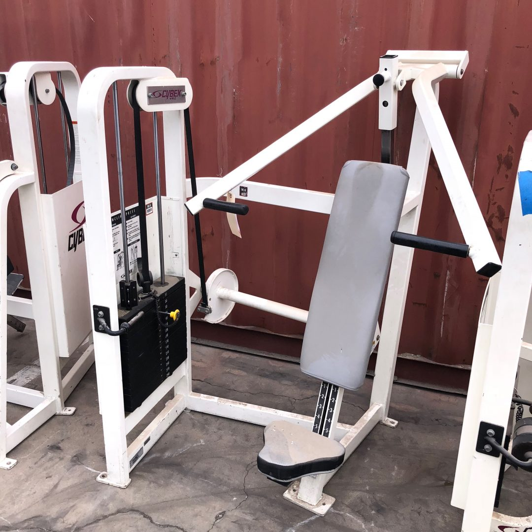 Cybex VR2 13 Piece Strength Gym Package – $7,150 USD