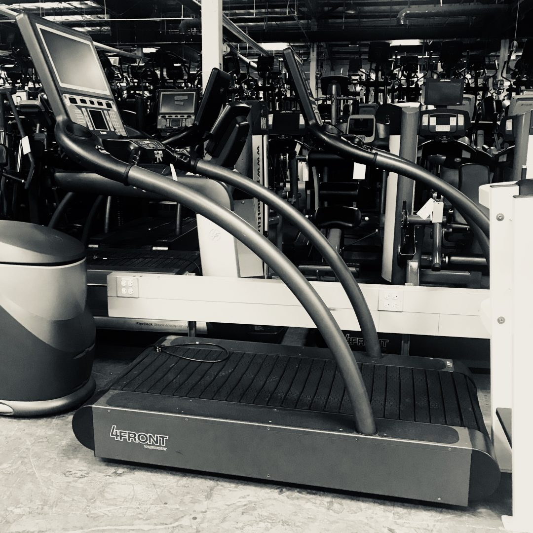 Used Sole Treadmill In Quikr: Woodway 4FRONT Treadmill